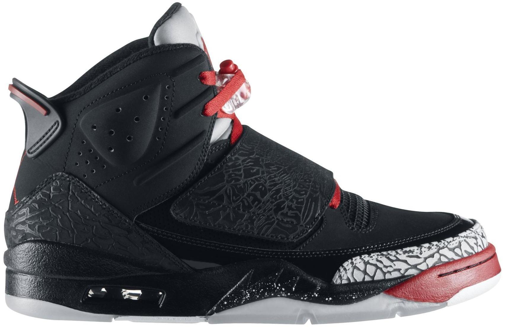 Jordan Son of Mars Black Cement