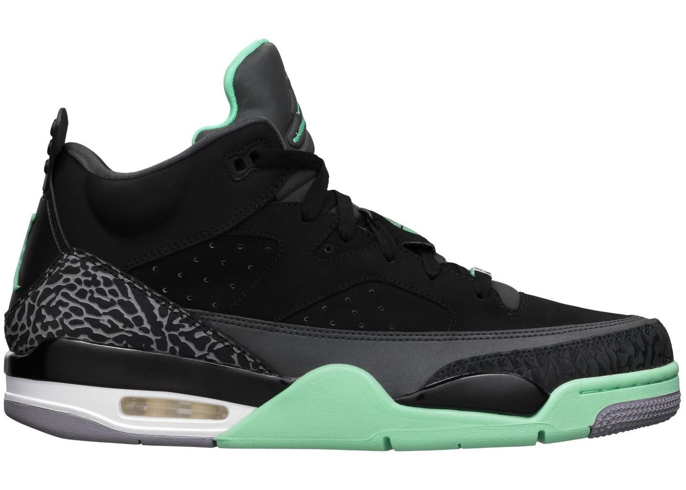 33720b36ba03 Jordan Son of Mars Low Green Glow - 580603-030