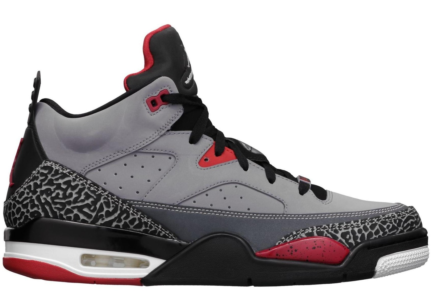 34240aac8a6 Sell. or Ask. Size: 11.5. View All Bids. Jordan Son of Mars Low Grey Cement