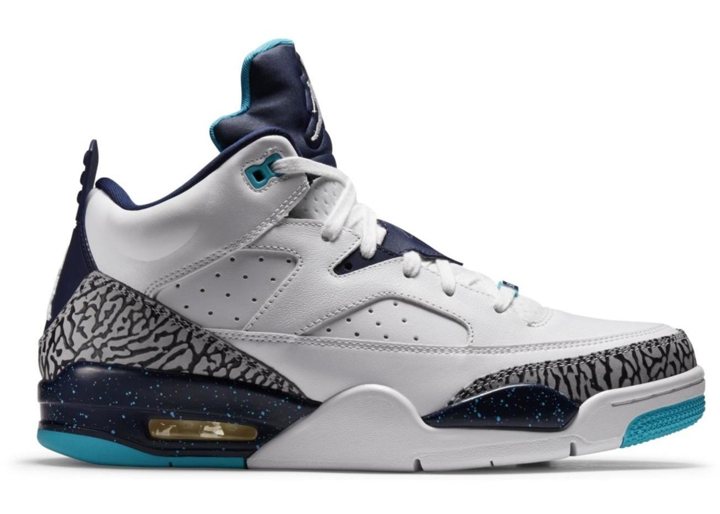new style a2e38 4d39a Jordan Son of Mars Low Hornets