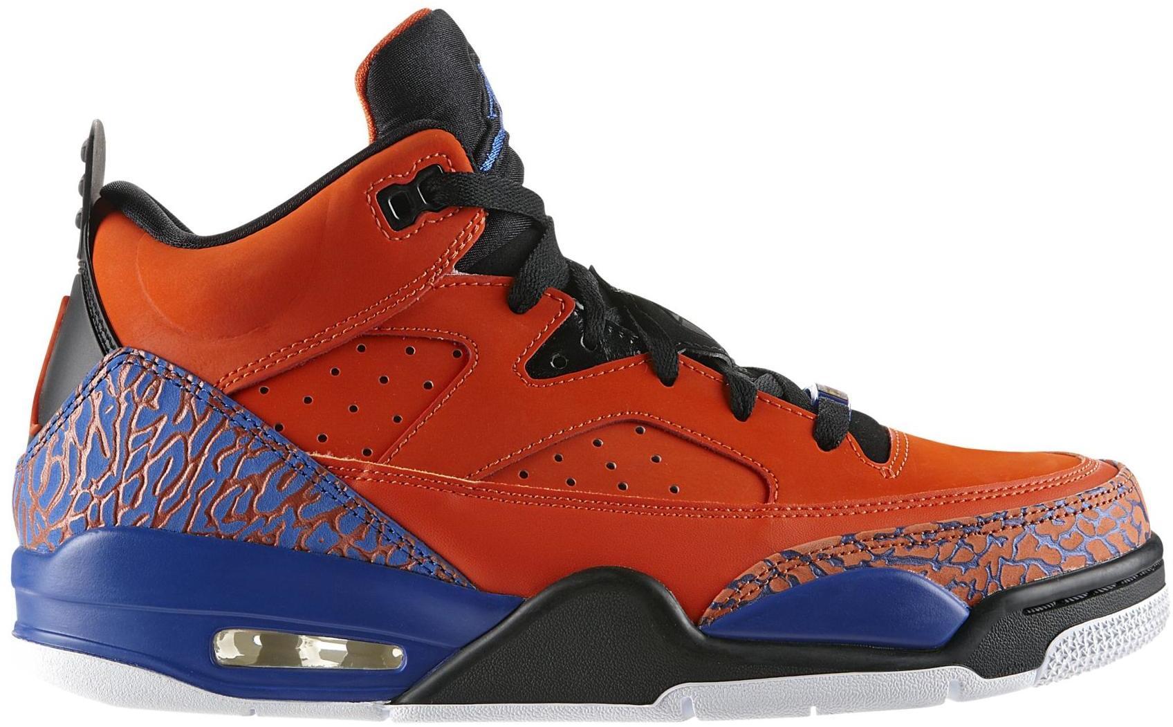 Jordan Son of Mars Low Knicks