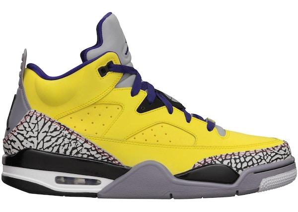 new york 1d5ad e904d Jordan Son of Mars Low Tour Yellow - 580603-708