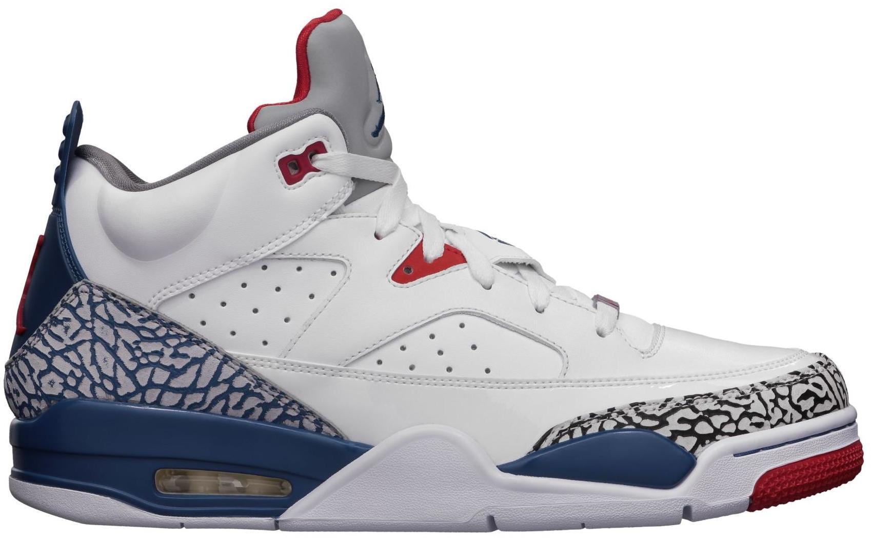 Jordan Son of Mars Low True Blue