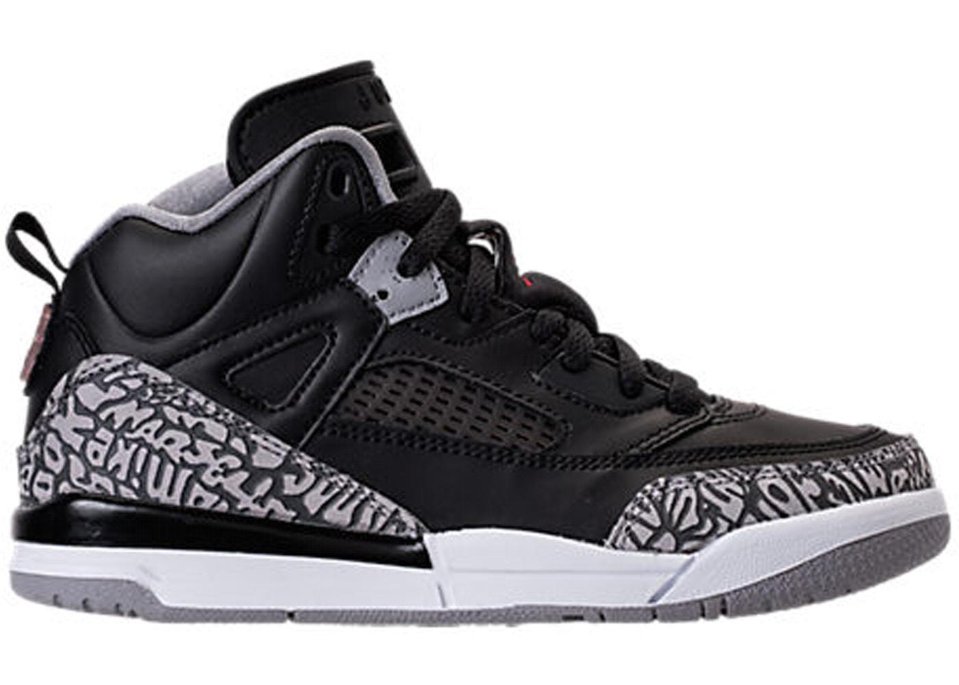 outlet store sale 9f1b1 48500 Jordan Spizike Black Cement (PS)