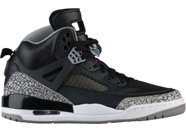 new concept 91101 4dd8b Jordan Spizike Black Cement - 315371-034