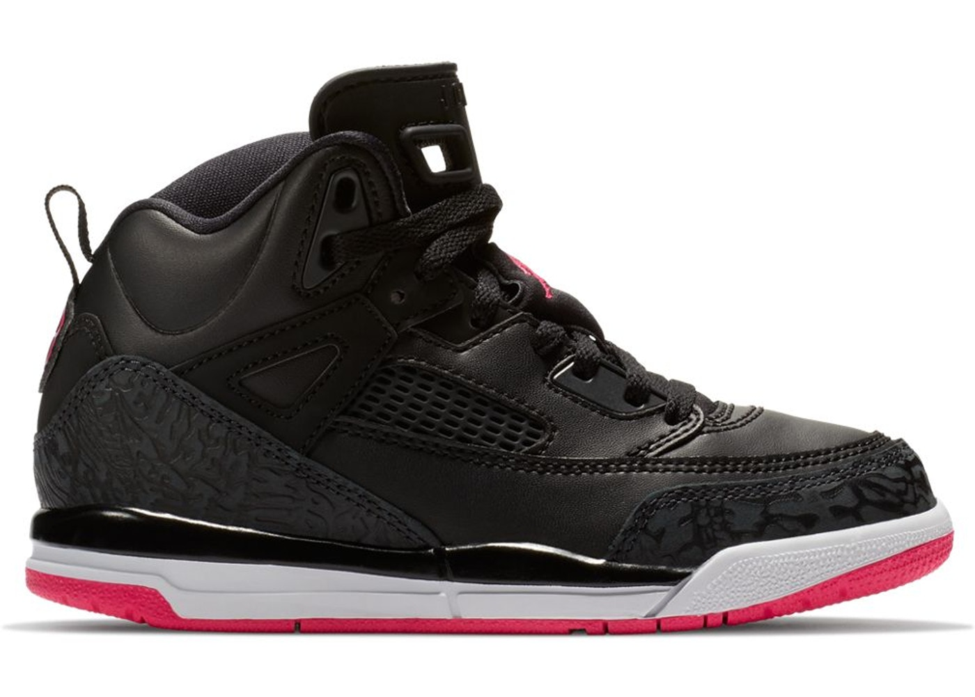 d73020e7b412 Jordan Spizike Black Deadly Pink (PS) - 535708-029