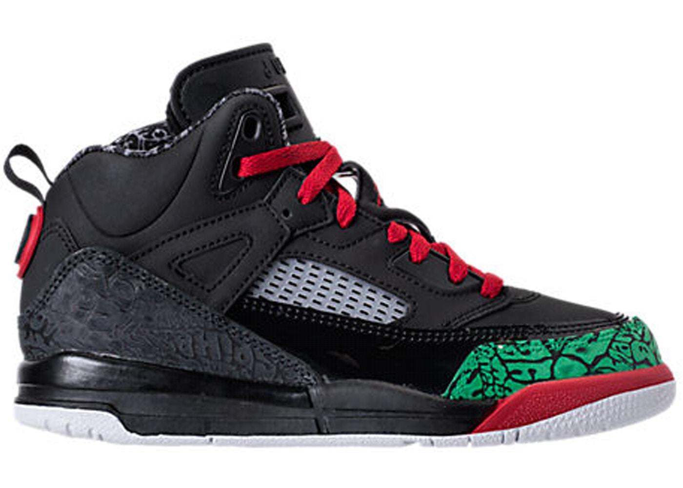 new style d58a4 1cc35 Jordan Spizike Black Varsity Red 2017 (PS)