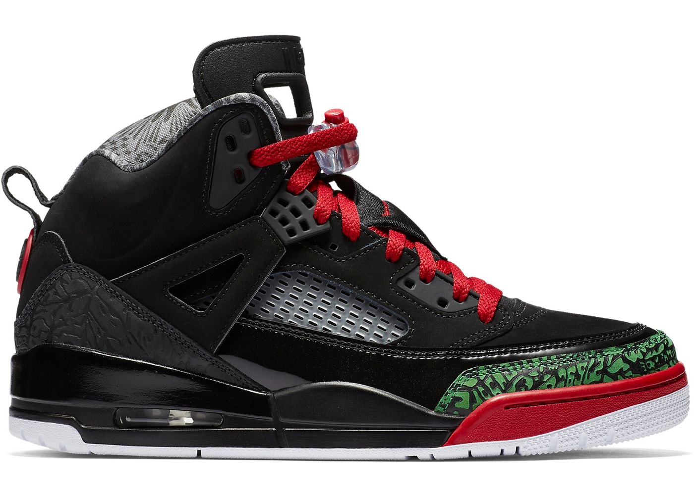 wholesale dealer 47d8d fe9e7 Jordan Spizike Black Varsity Red (2017) - 315371-026