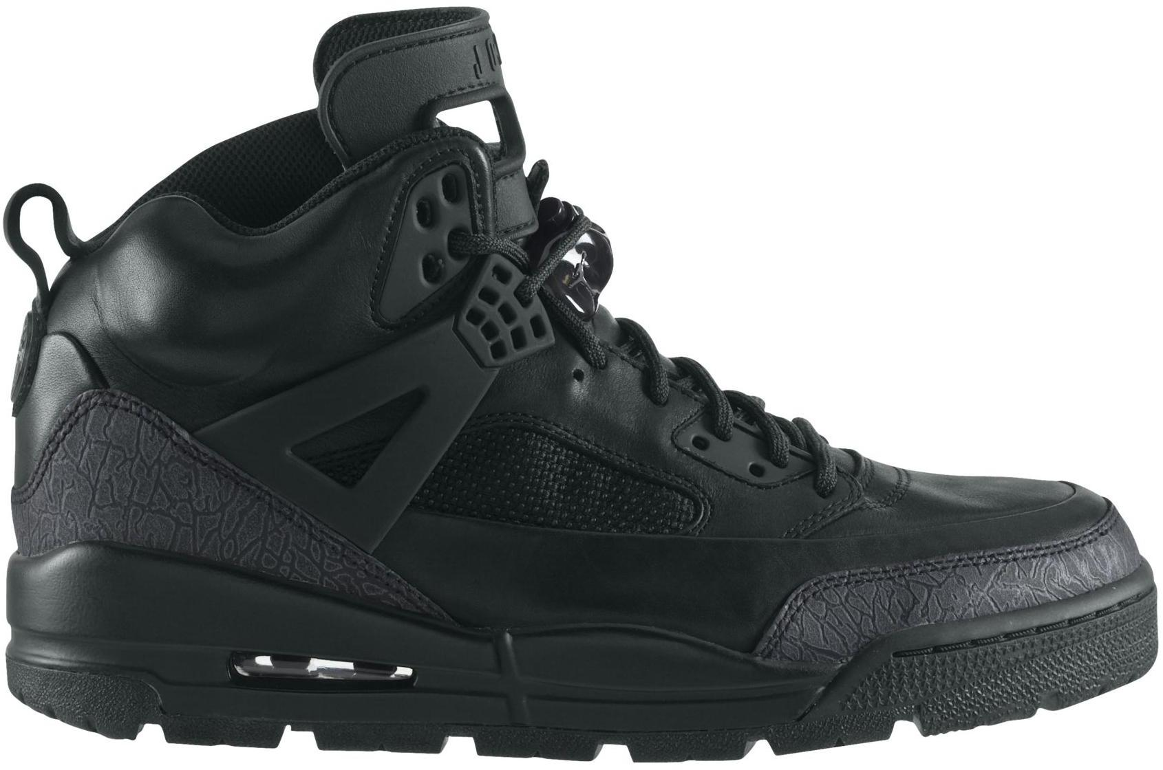 Jordan Spizike Boot Black Anthracite
