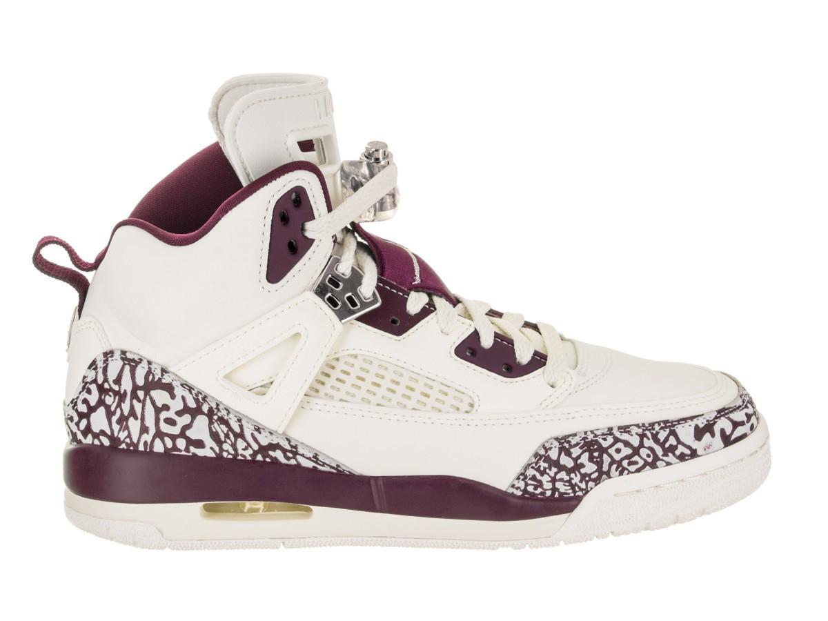 Jordan Spizike Bordeaux (GS) - 535712-132