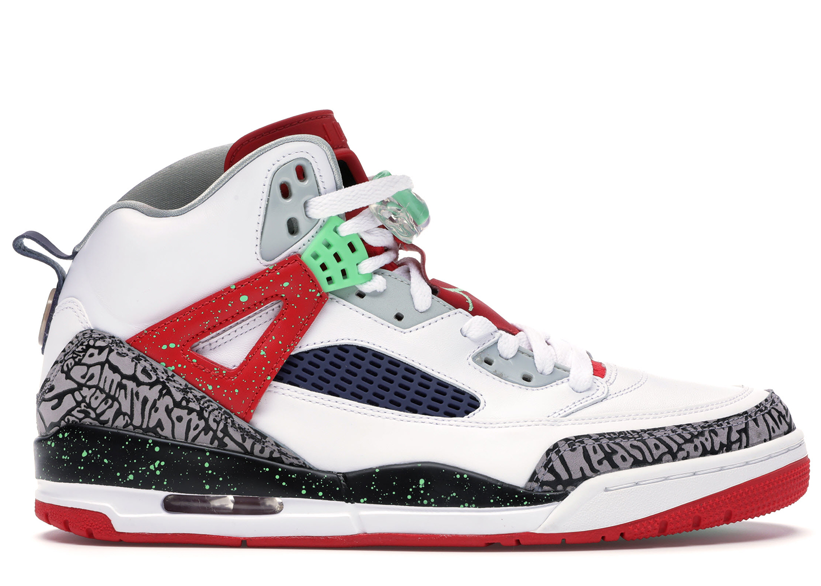 Jordan Spizike Poision Green - 315371-132