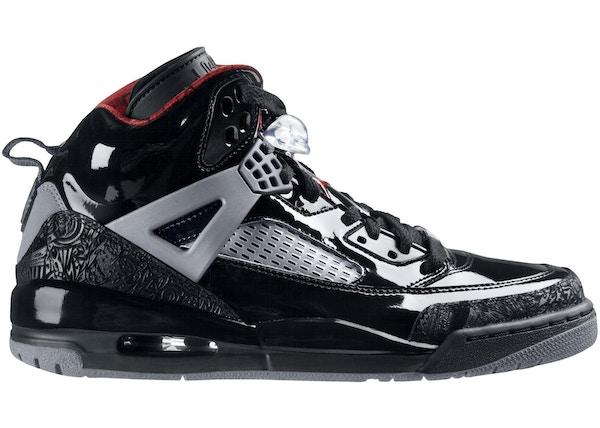 huge selection of 16e09 3f51d Jordan Spiz ike Stealth   Black Patent