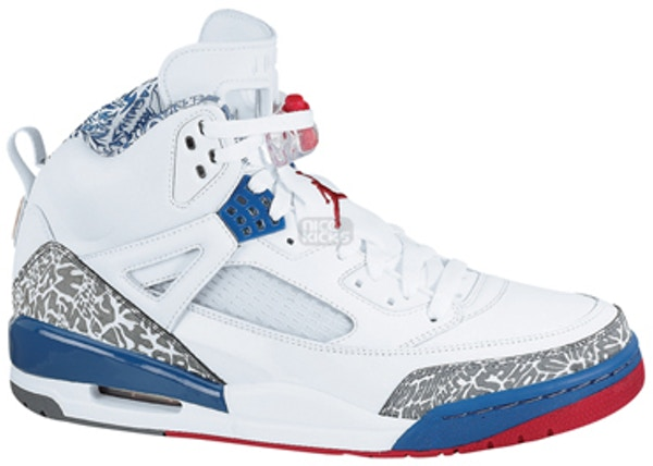 buy popular 002e6 fc61e Jordan Spiz ike True Blue ...