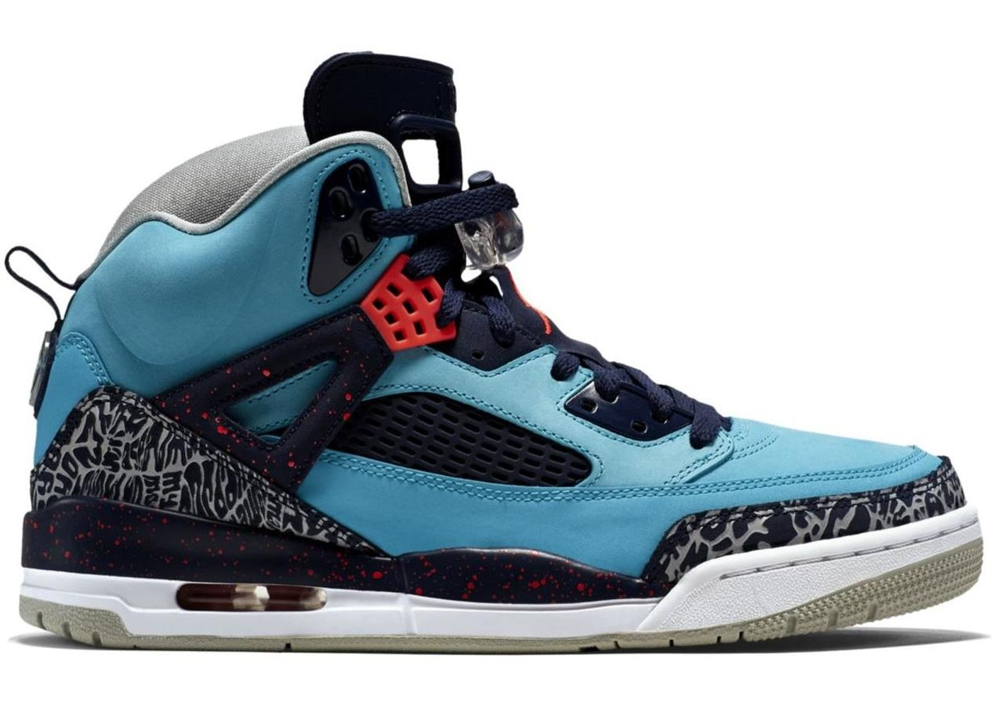 low priced e08a8 27b45 Jordan Spiz ike Turquoise Blue - 315371-408