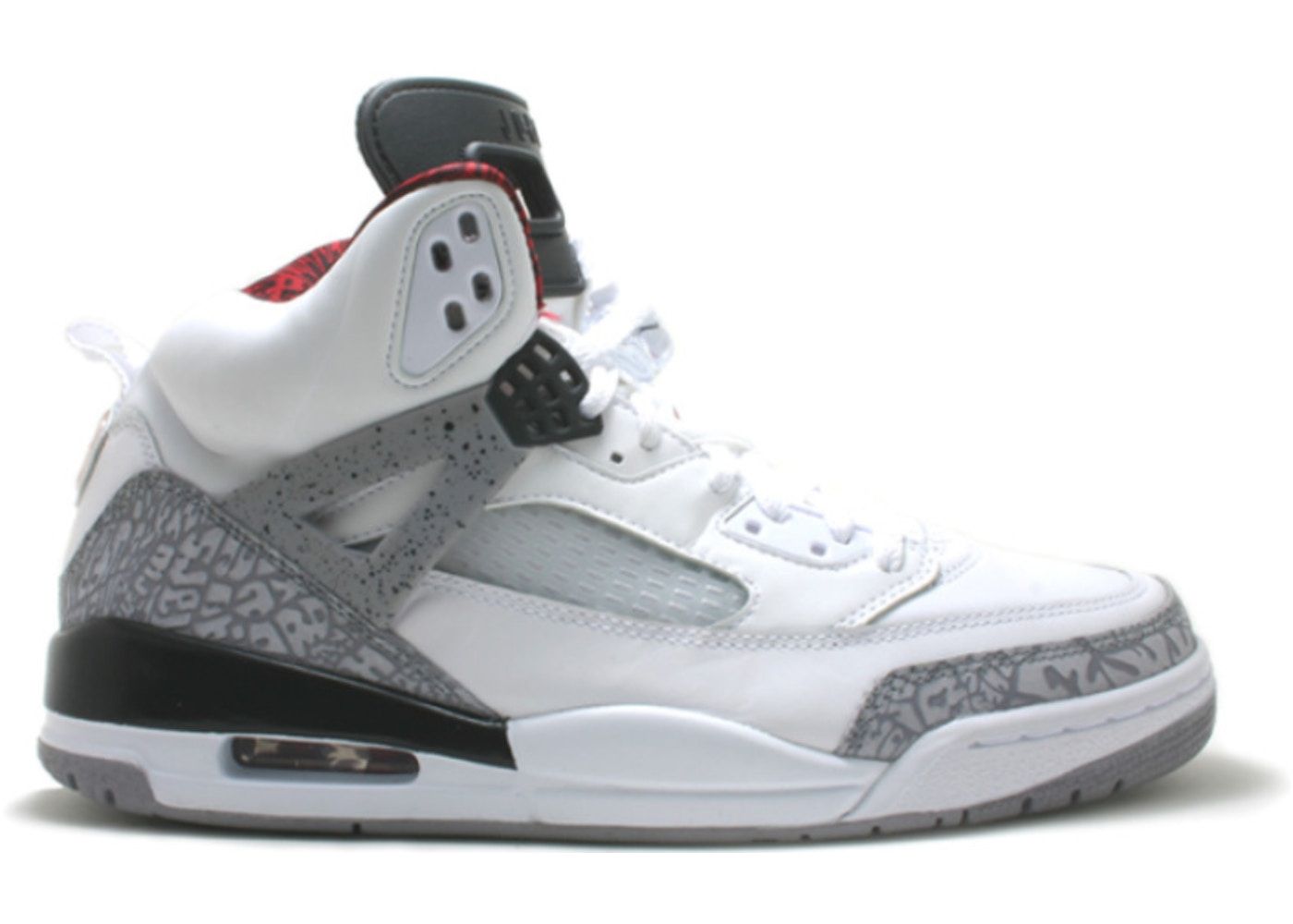 71fd1365983d Sell. or Ask. Size  12. View All Bids. Jordan Spiz ike White Cement Grey