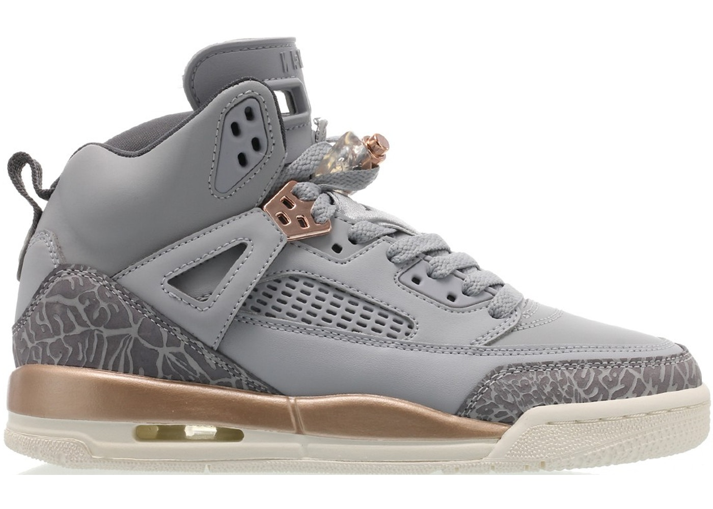 f24fee57e0200c Jordan Spizike Wolf Grey Metallic Red Bronze (GS) - 535712-018