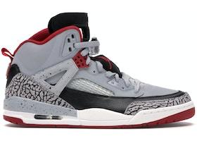 Jordan Spizike Wolf Grey