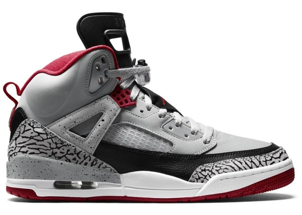 reputable site 64dc9 50958 Jordan Spiz ike Wolf Grey