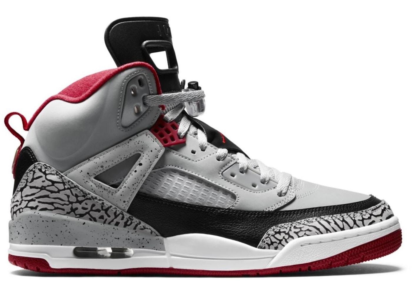 reputable site 7a60a 5520c Jordan Spiz ike Wolf Grey