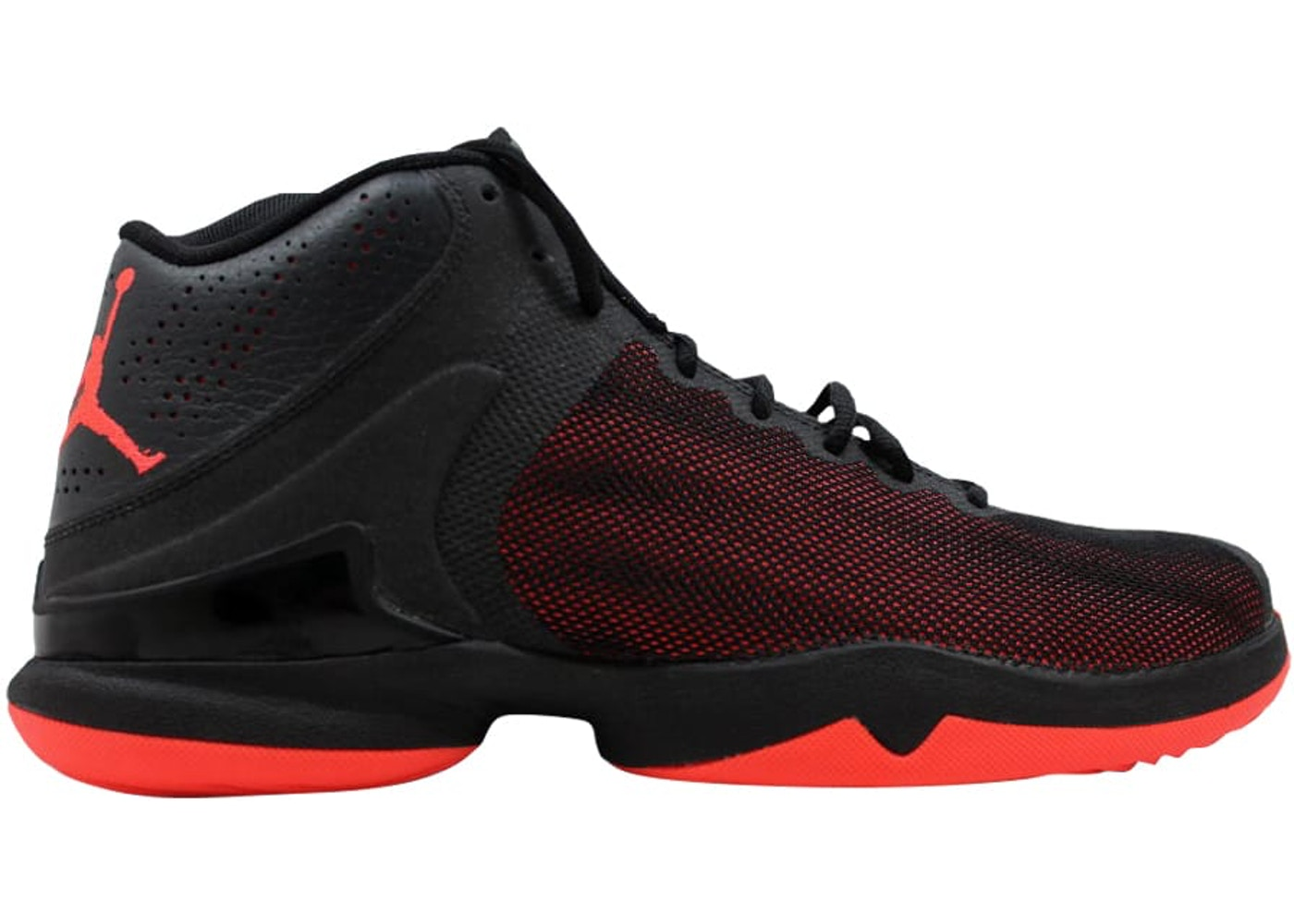 b4bacf26ee3d Sell. or Ask. Size --. View All Bids. Air Jordan Super Fly 4 PO Black  Infrared 23-Anthracite