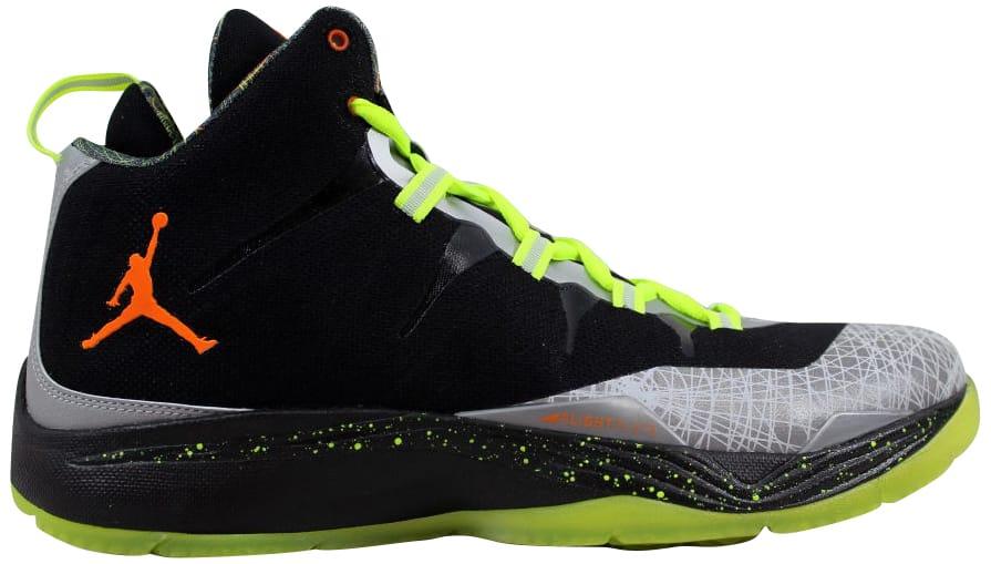 Air Jordan Super.Fly 2 Christmas Black