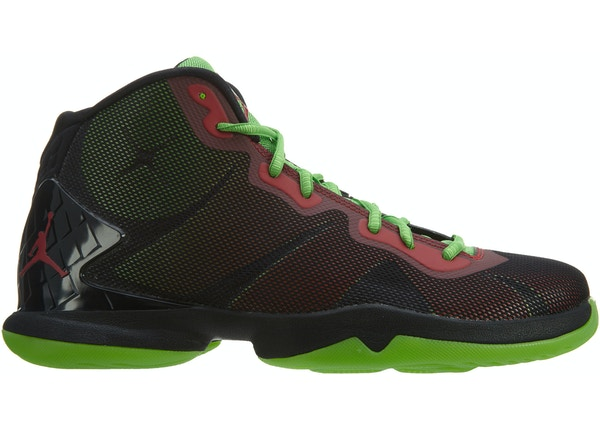 competitive price b311c b5d36 Jordan Super.Fly 4 Black Gym Red-Green Pls-Infrared 23 - 768929-006