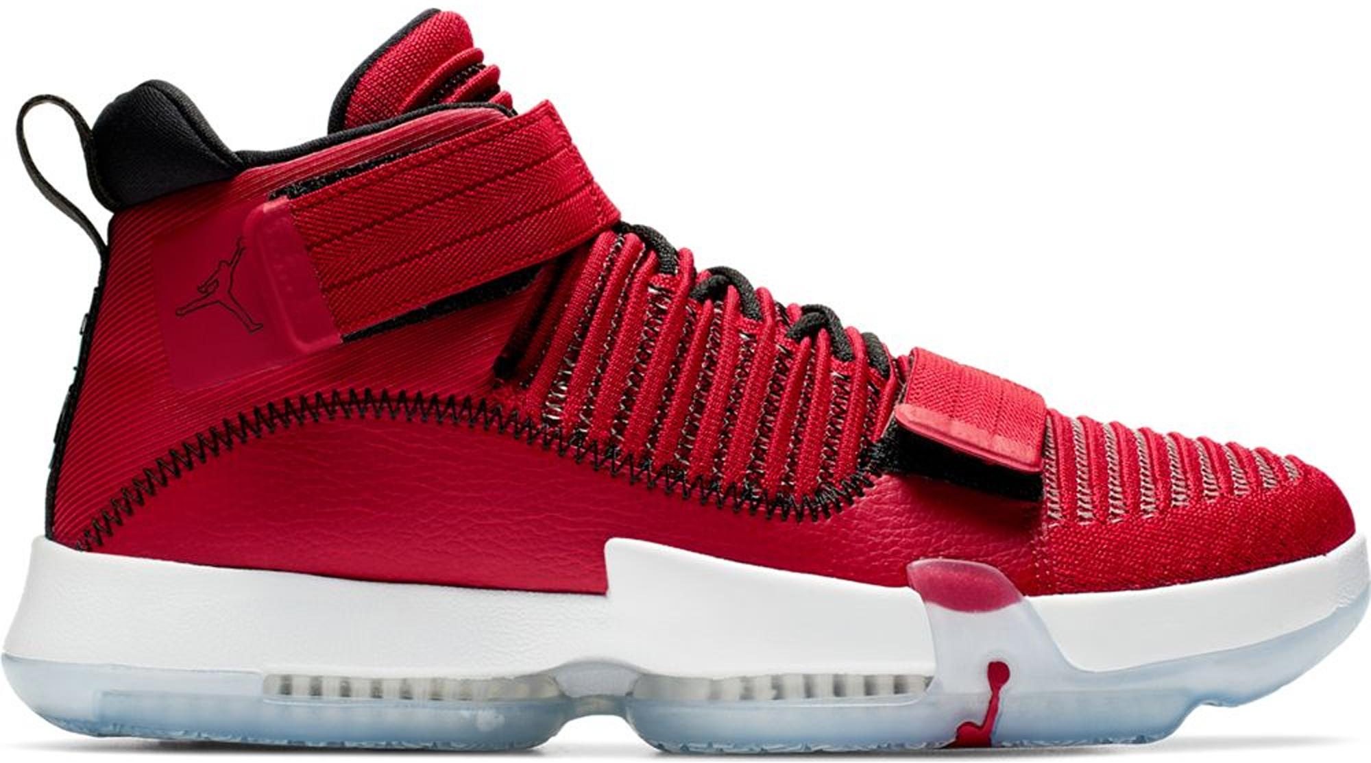 Jordan Supreme Elevation Gym Red