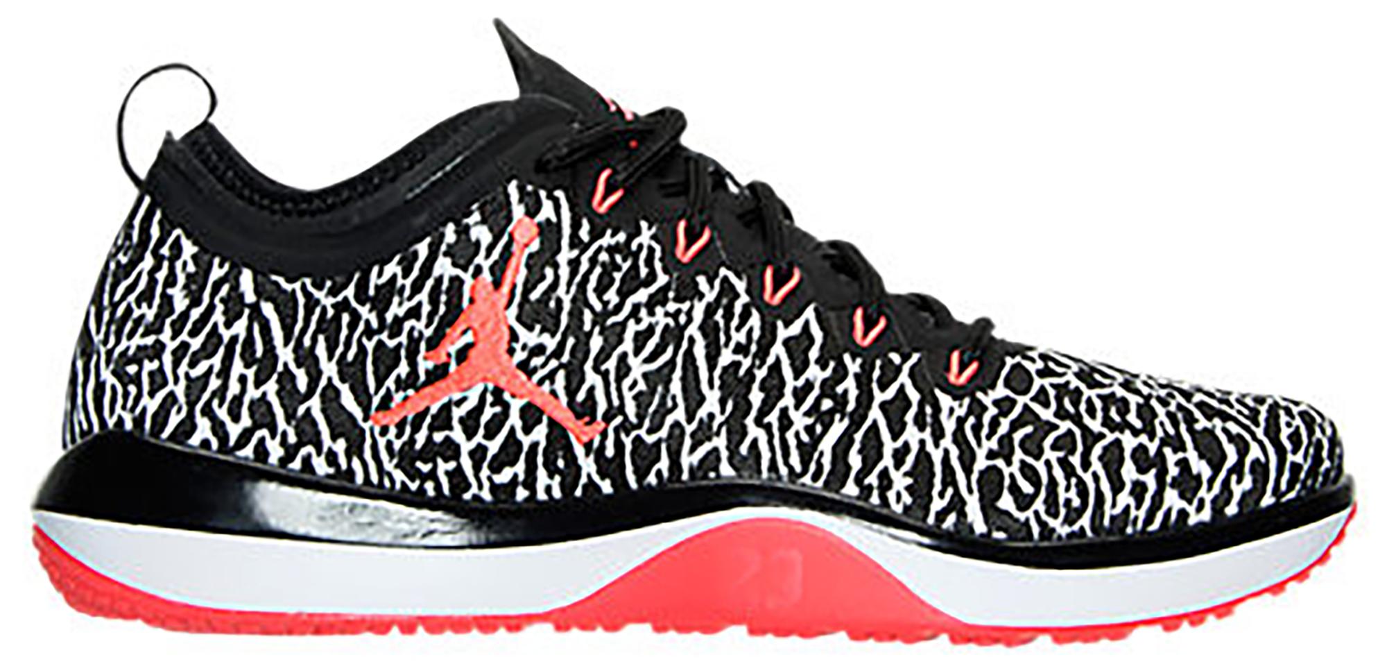 Jordan Trainer 1 Low Black Infrared 23