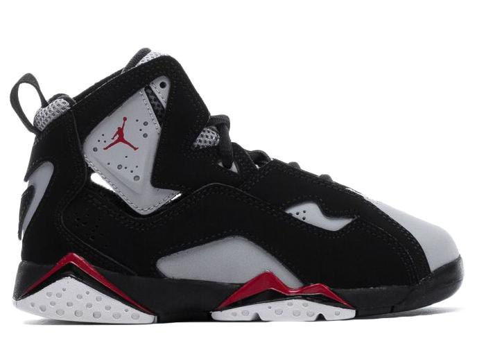 Jordan True Flight Black (PS) - 343796-060