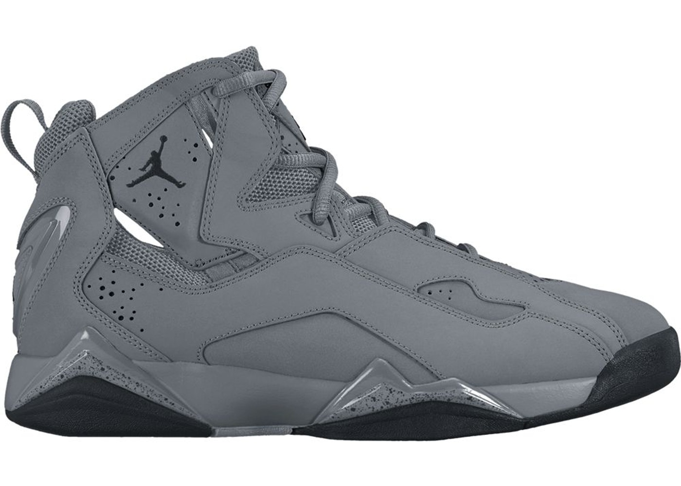 13f380be940d71 Sell. or Ask. Size  10. View All Bids. Jordan True Flight Cool Grey Black