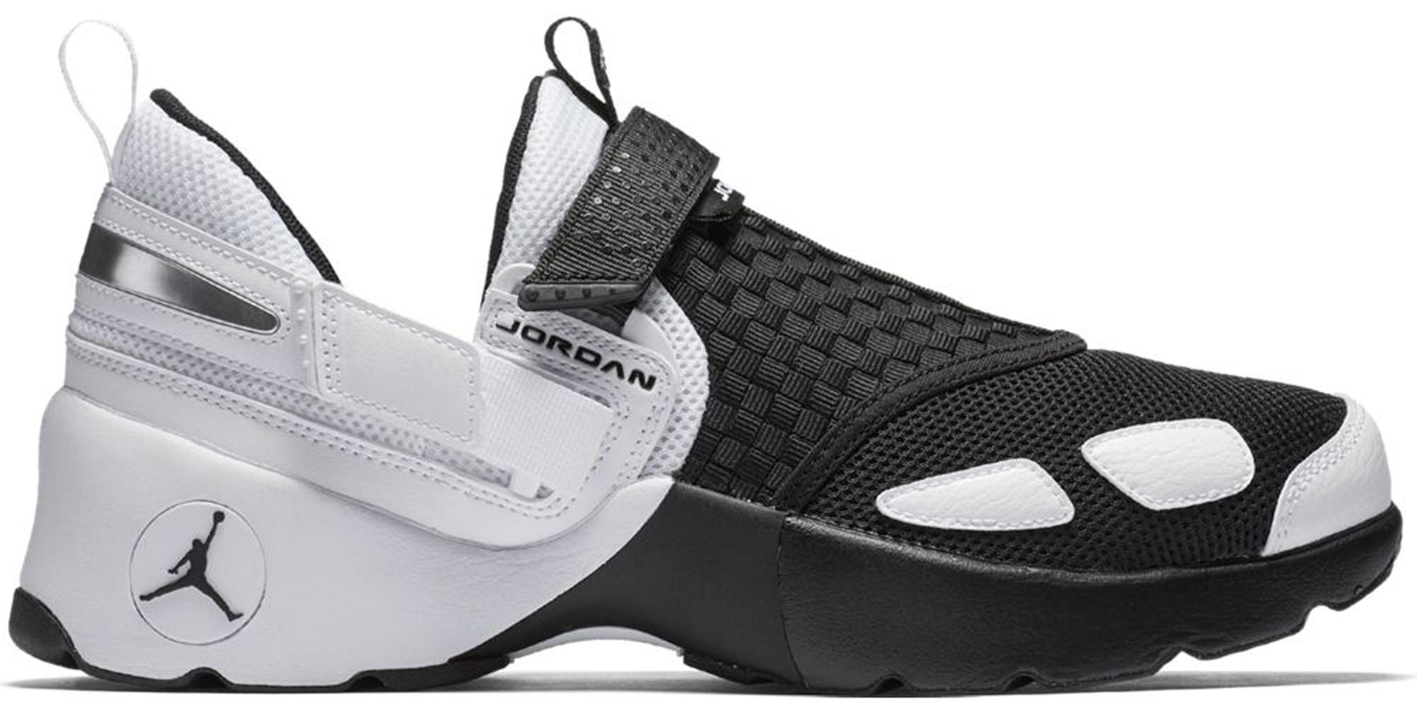 wholesale dealer 0fe6c 6b873 ... low price jordan trunner lx black white 6d212 ac532