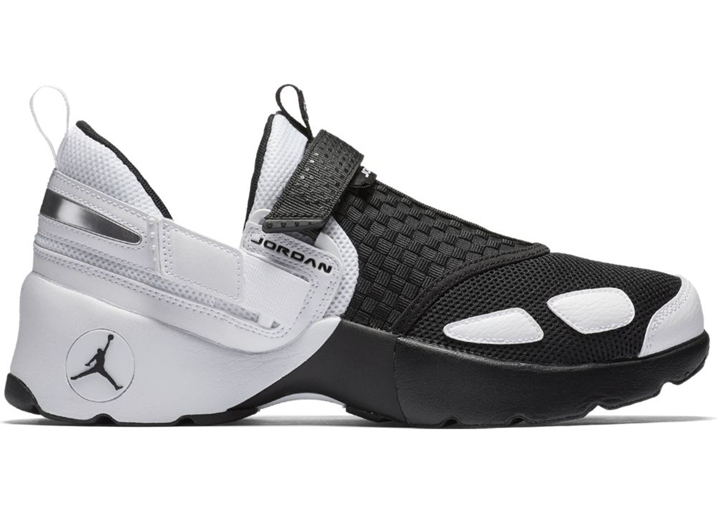 d6d4ca797b35 Sell. or Ask. Size  11. View All Bids. Jordan Trunner LX Black White