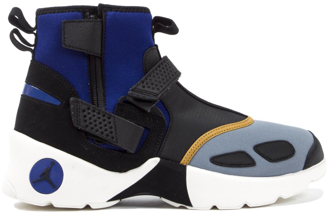 Jordan Trunner LX High Black Grey Blue
