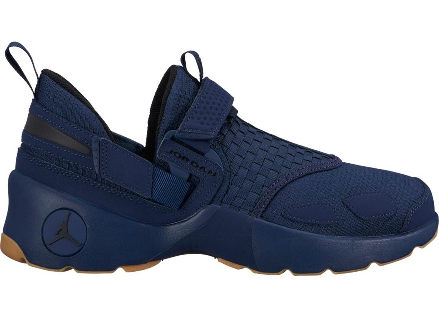 buy online 8a0ab ce9b9 Jordan Trunner LX Navy Gum - 897992-401