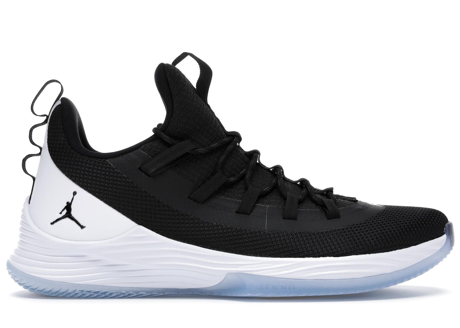 Jordan Ultra Fly 2 Low Black White
