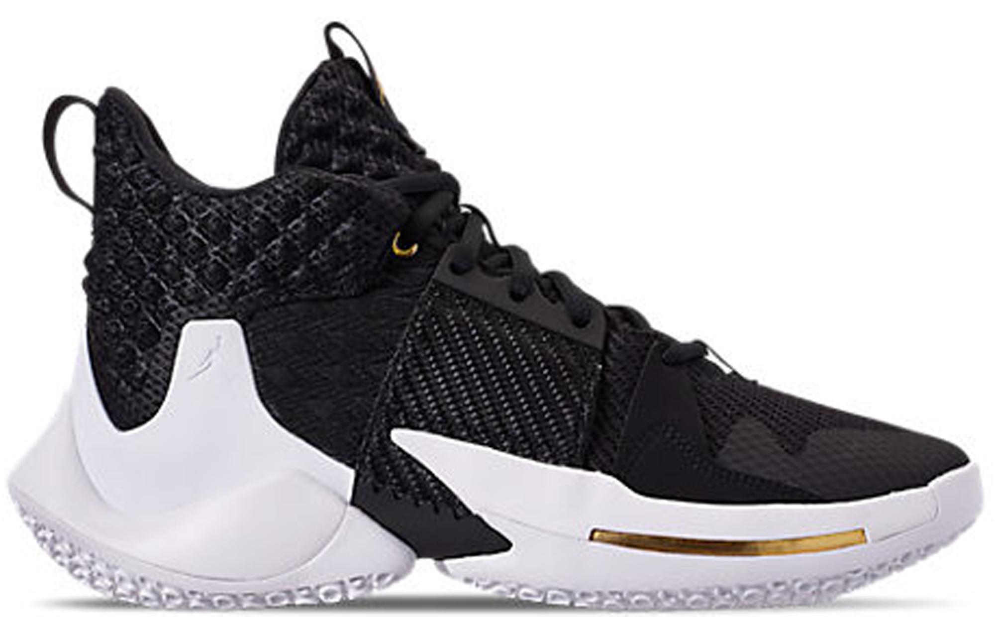 Jordan Why Not 0.2 Black White