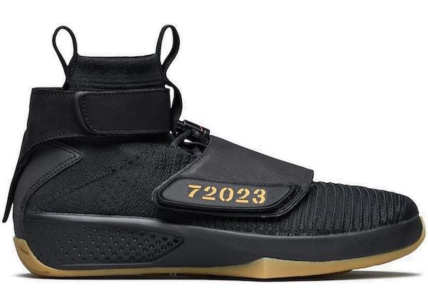 online store 1d7b9 a3d0e Jordan XX Flyknit R B Melo Black