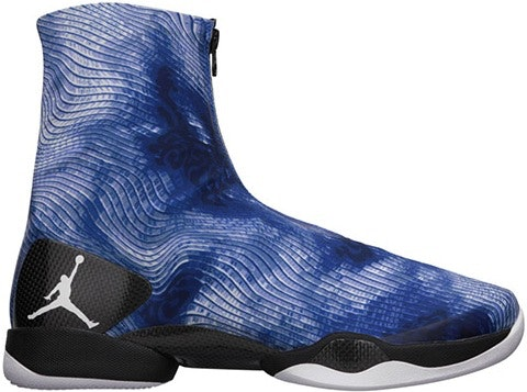 Jordan XX8 Blue Camo