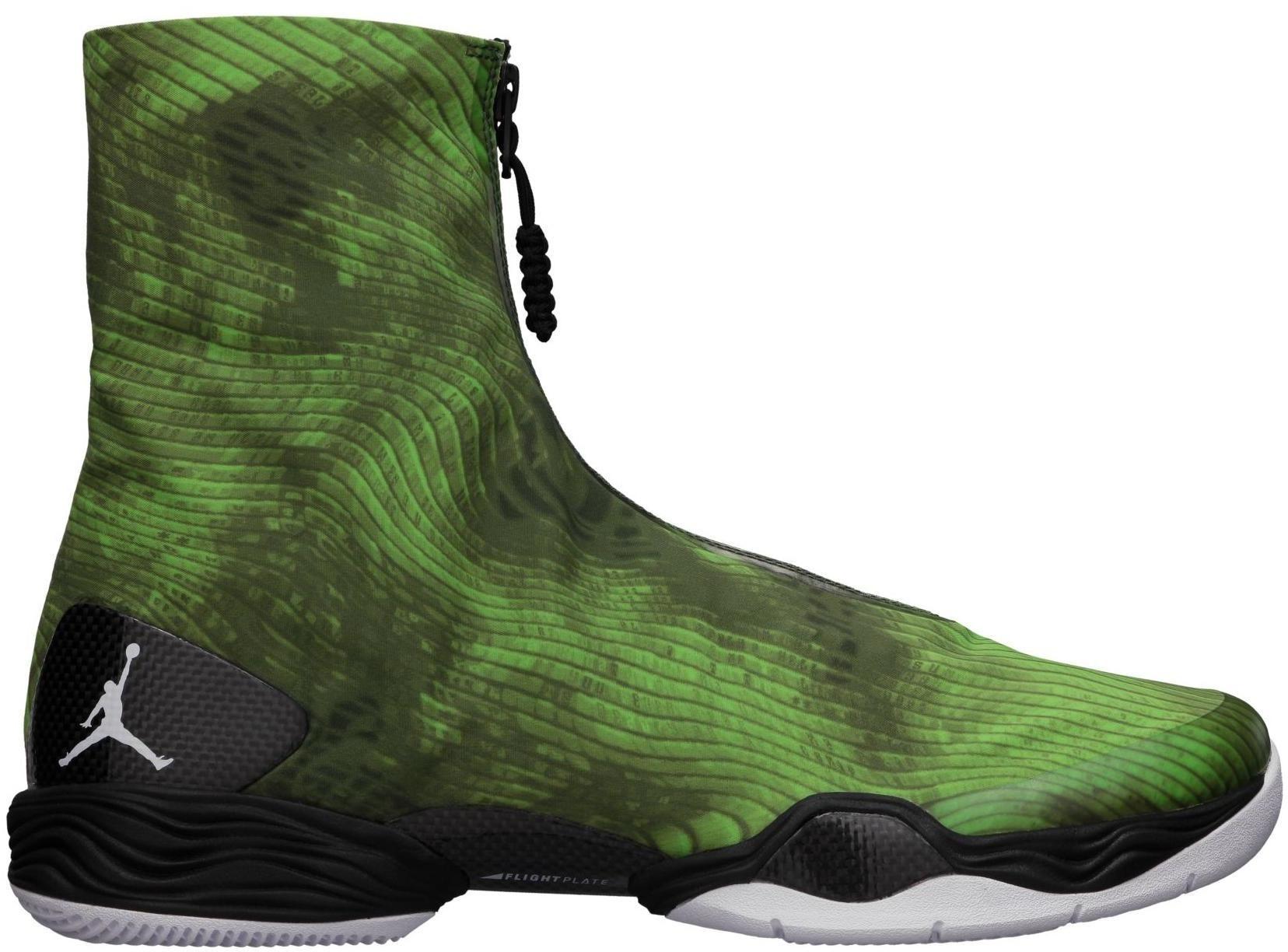 Jordan XX8 Green Camo