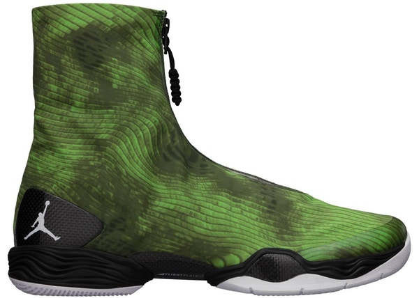 half off c7ffc d4ce9 Jordan XX8 Green Camo - 584832-301