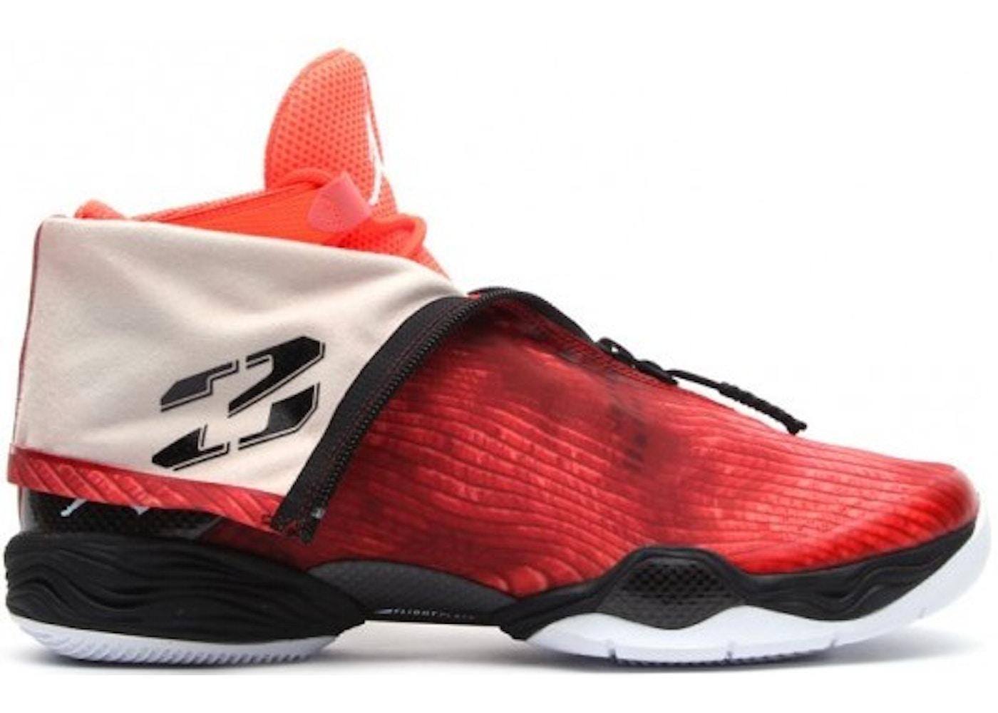 Jordan XX8 Red Camo