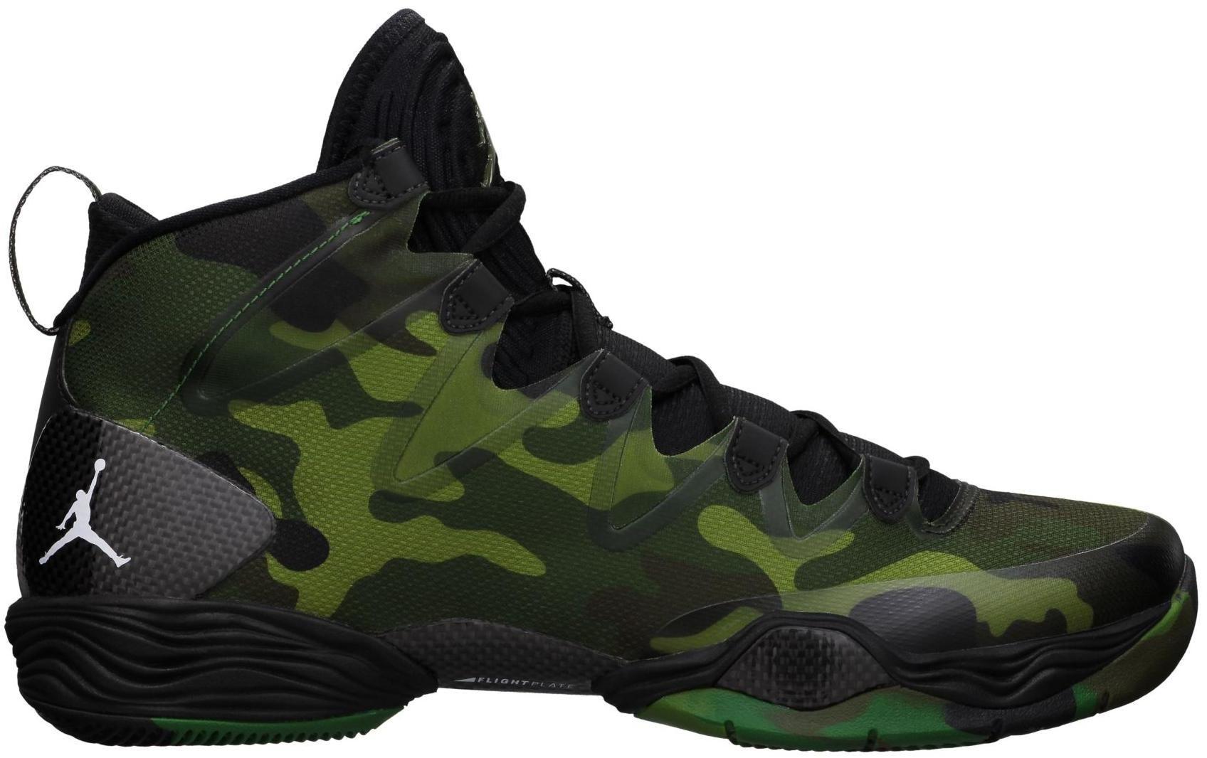 Jordan XX8 SE Green Camo