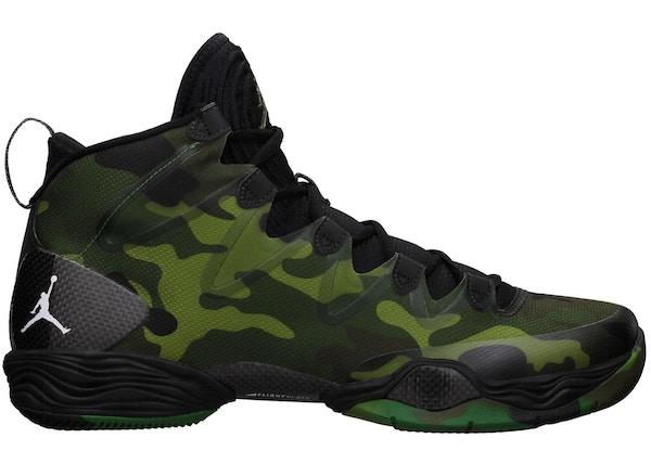 buy online c6b66 11c3c Jordan XX8 SE Green Camo