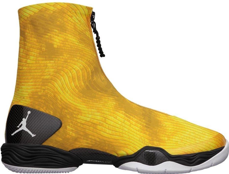 Jordan XX8 Yellow