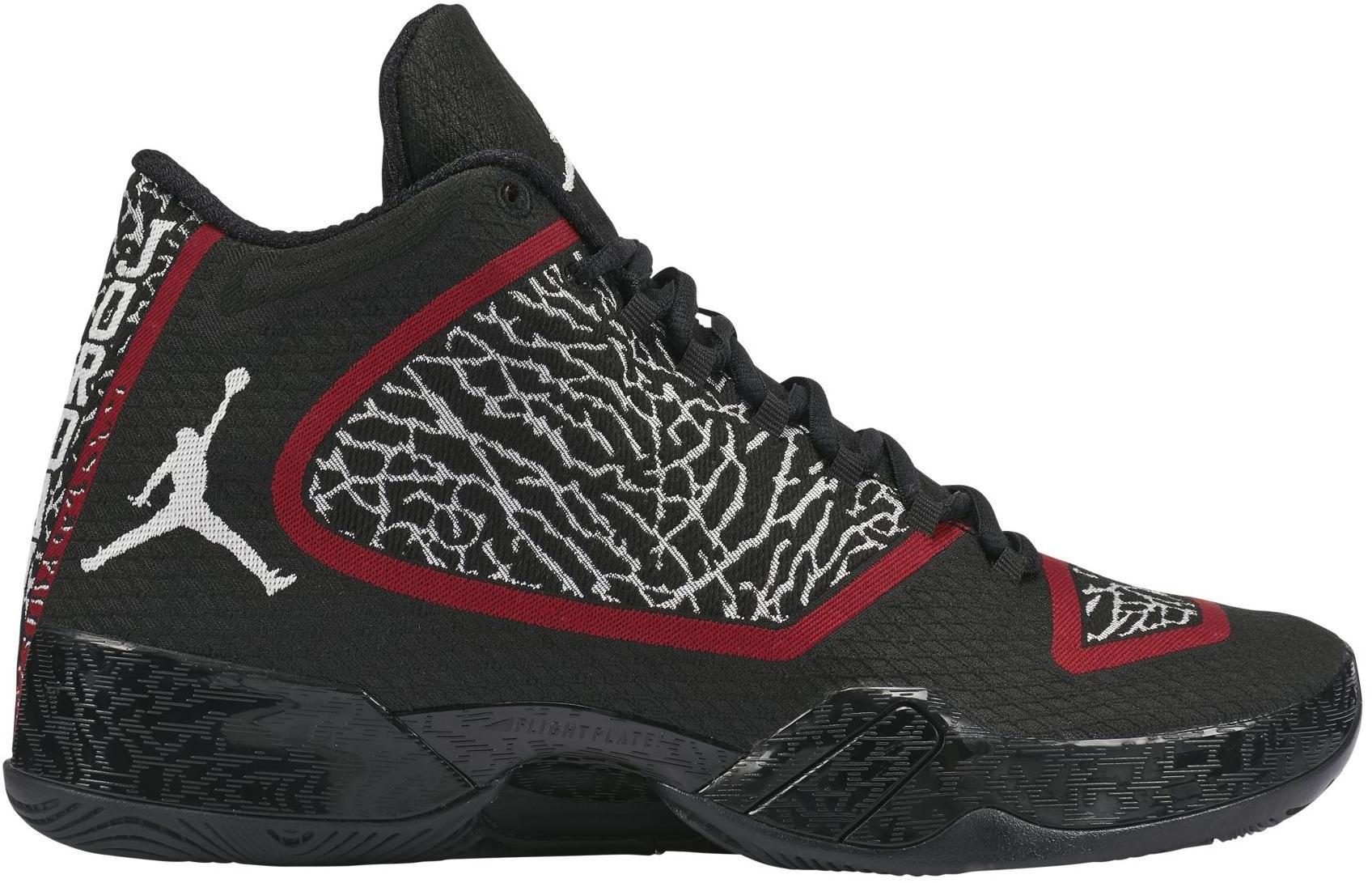 air jordan xx9 black red