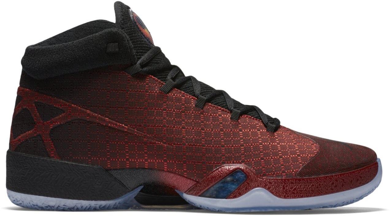 Jordan XXX Gym Red