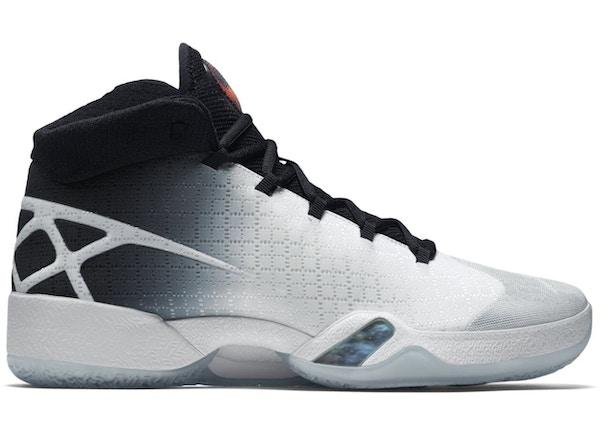 pick up 794a0 d117c Jordan XXX White Black