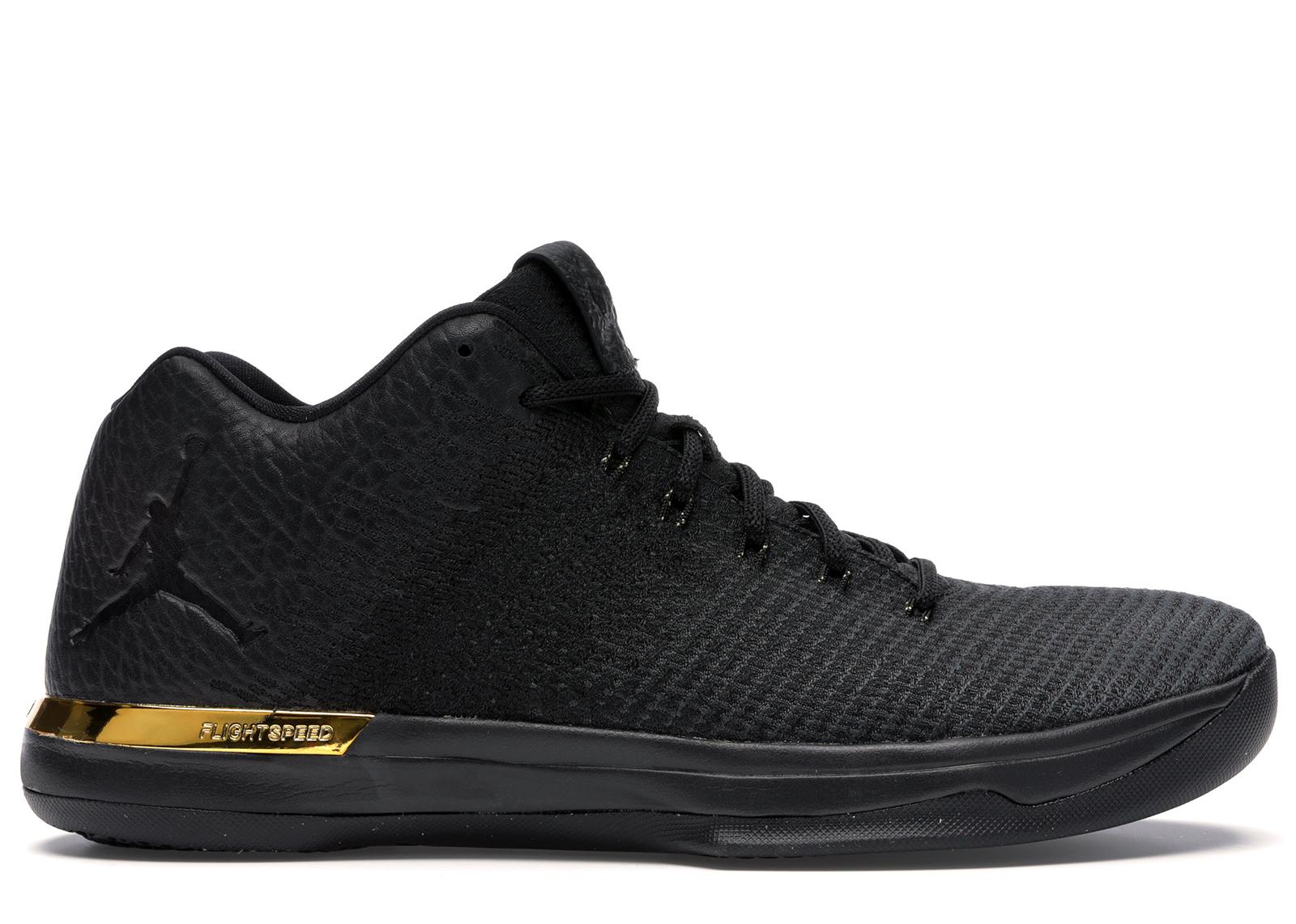 Jordan XXX1 Low Black Gold - 897564-023