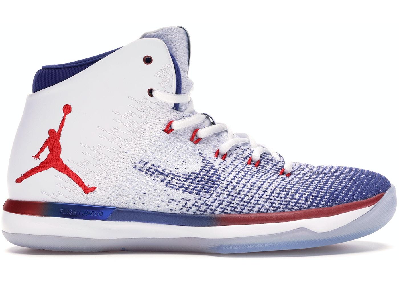buy popular 57190 fd84c Air Jordan 31 Shoes - Average Sale Price