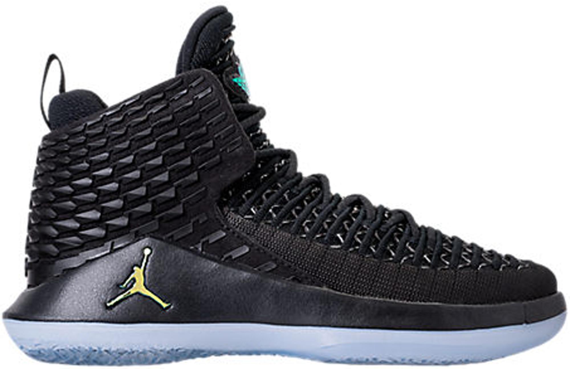 Air Jordan XXXII Black Cat (GS)